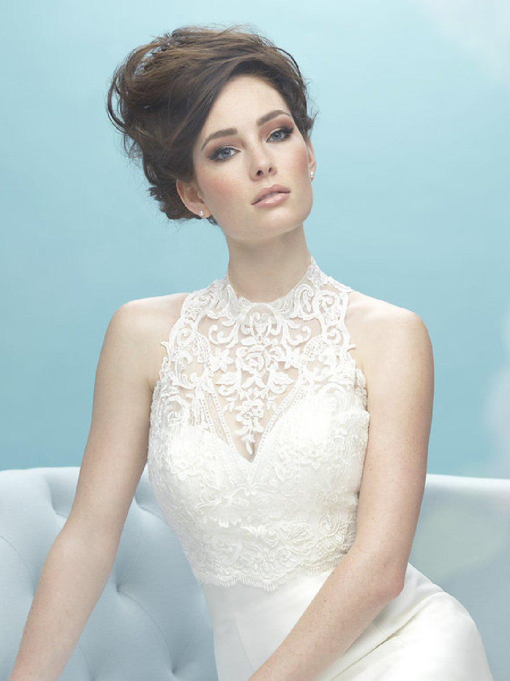 Mary\'s Designer Bridal Boutique | Assessories - Lace Wraps & Bolero ...